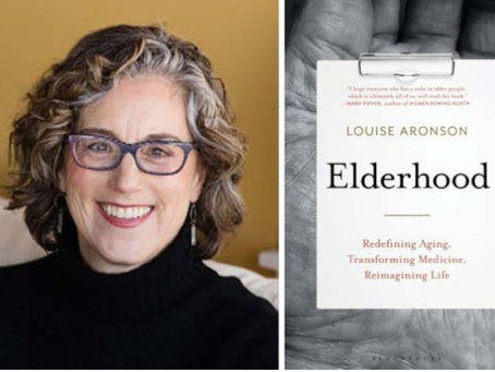 Coronavirus and compassion: Dr. Louise Aronson is looking out for older Americans