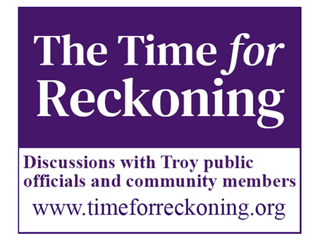 Two conversations on racial justice in Troy