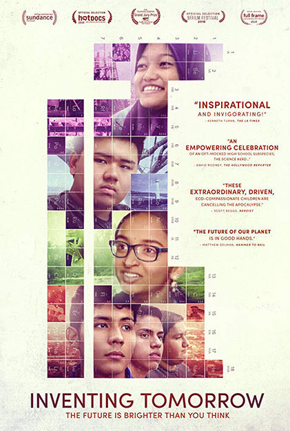 Inventing Tomorrow movie poster
