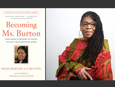 Conversation with Susan Burton, advocate for formerly incarcerated women