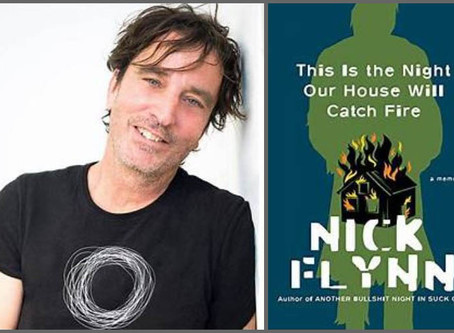 "Q&A with Nick Flynn: ""Absorb as much as possible"""