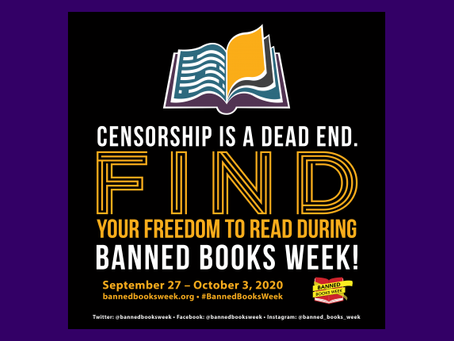 Read any banned books lately?