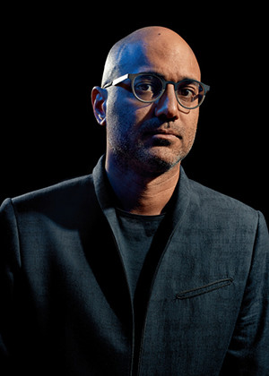 Ayad Akhtar (photo by Vincent Tullo)