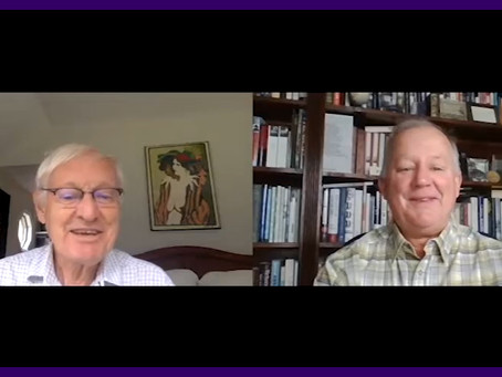 Video chat with Nobel Prize winner Joachim Frank