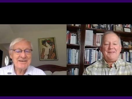 Video chat with Nobel Prize winner Joachim Frank
