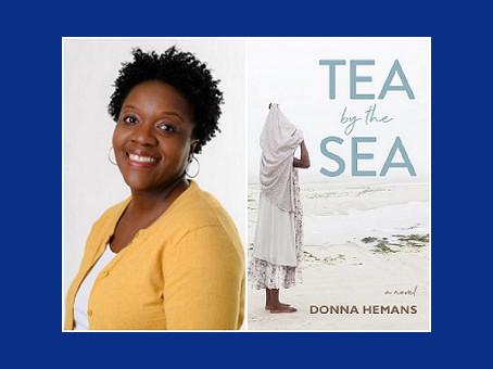 Q&A with novelist Donna Hemans