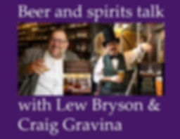 Lew Bryson and Craig Gravina