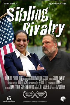 Sibling Rivalry  Director - Don Colacino  Comedic Short Film