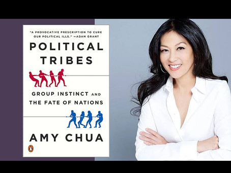 "Telling the Truth 2020: Amy Chua, author of ""Political Tribes"""