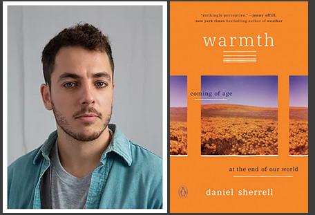 Daniel Sherrell wins inaugural Bruce Piasecki and Andrea Masters writing award