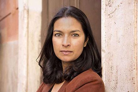 Jhumpa Lahiri, photo credit: Liana Miuccio