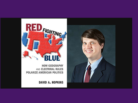 "Telling the Truth 2020: ""Red Fighting Blue"" with David Hopkins"