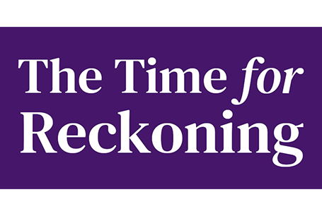 "Microgrant award winners announced for ""Time for Reckoning"" collaboration"