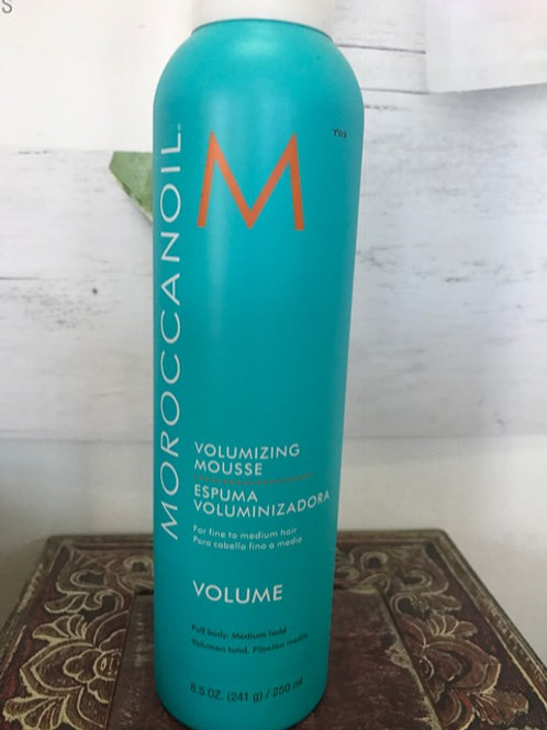 Volumizing Mousse