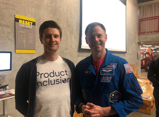 Home is Earth.      Astronaut Nick Hague told me the truth about it.