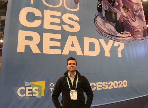 The Consumer Electronic Show - CES2020 Las Vegas