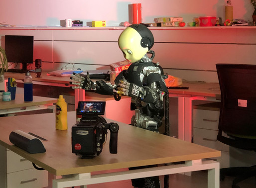 User Experience for humans, or robots? Talk and visit at the Italian Institute of Technology