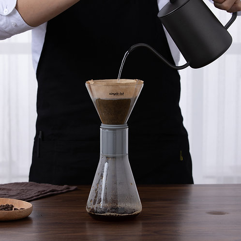 MICO drip brew coffee set