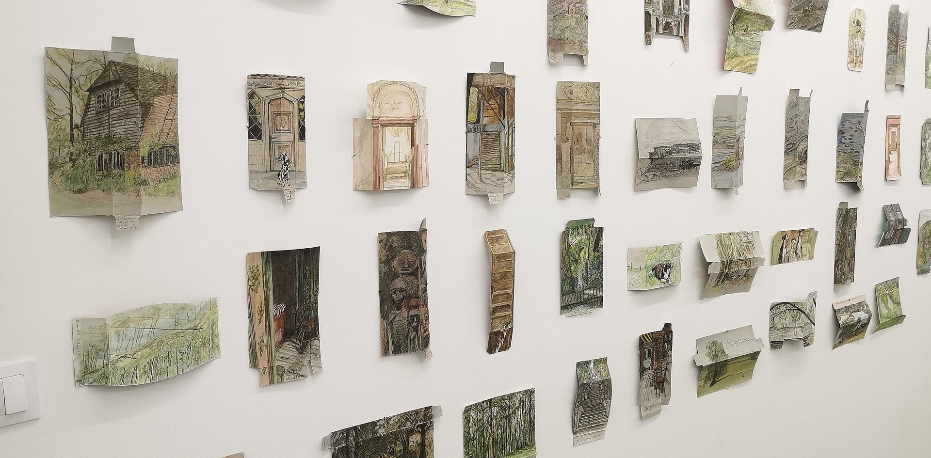 Baume d'images, Violette Grosperrin