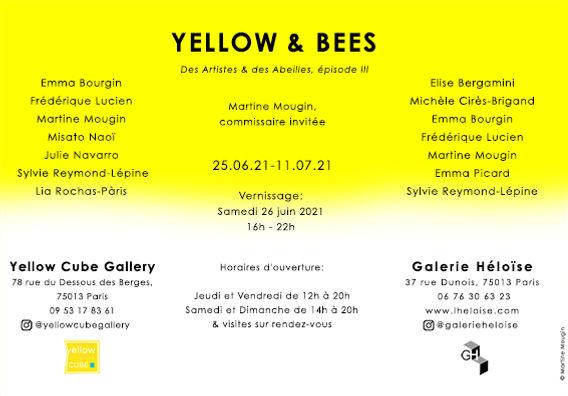 YELLOW & BEES