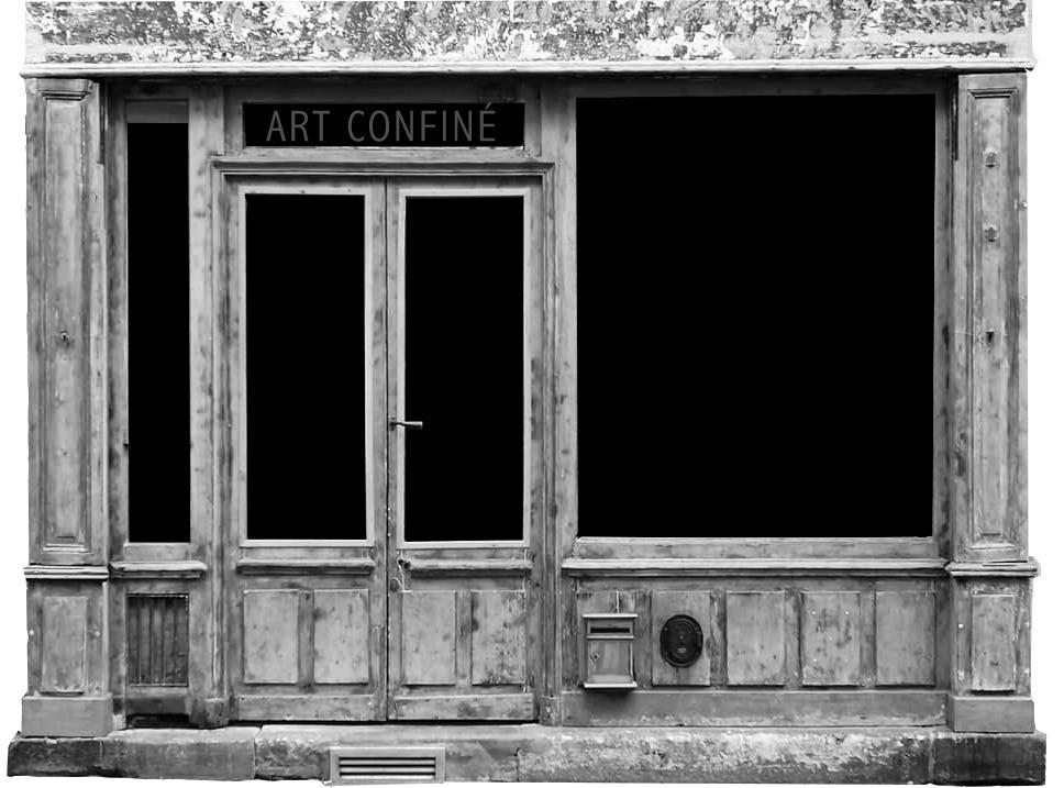 Art Confiné / Preview No Border