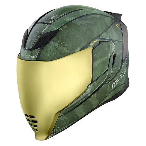Icon's Airflite Helmet Battlescar 2