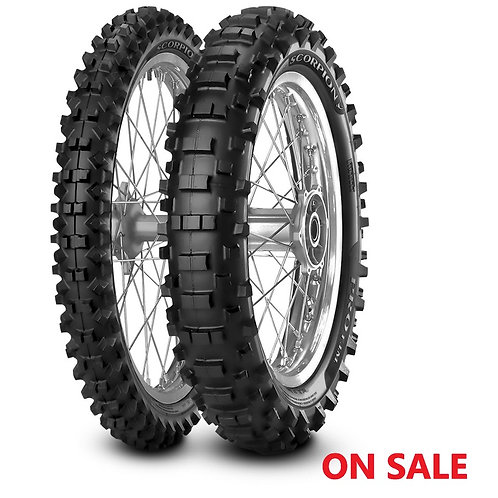 Pirelli Scorpion Pro FIM Tyres (ON SALE)