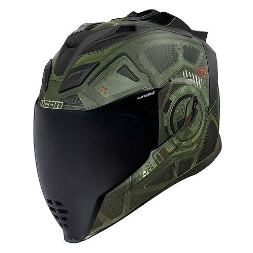 Icon's Airflite Helmets Blockchain