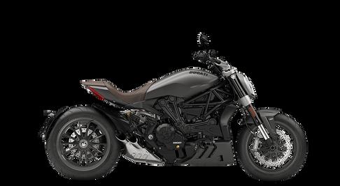 Ducati XDiavel Matt Liquid Conc