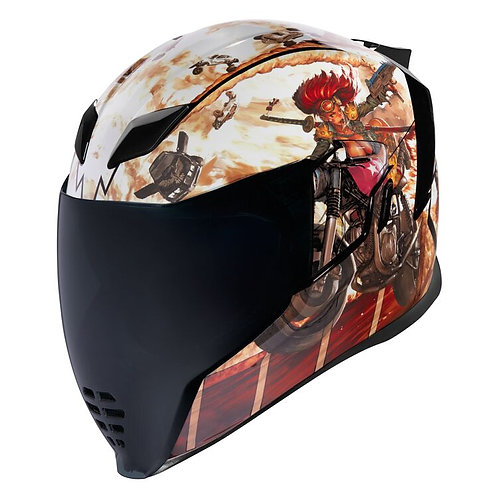 Icon's Airflite Helmet Pleasuredome3
