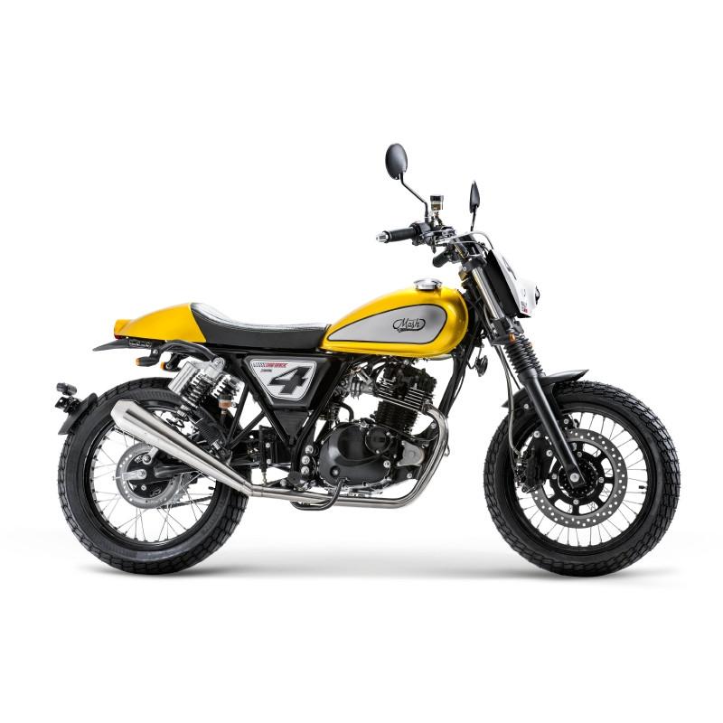 Mash dirt track 125 yellow