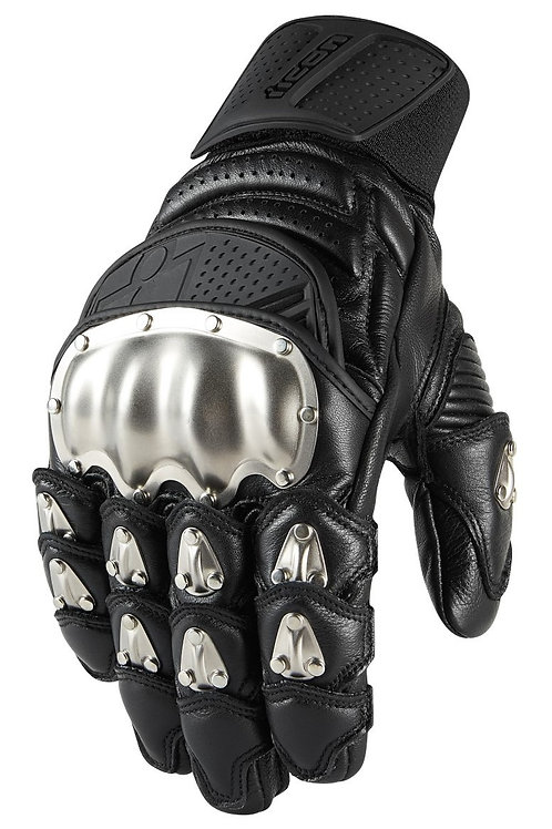 Icon's Timax Short Gloves
