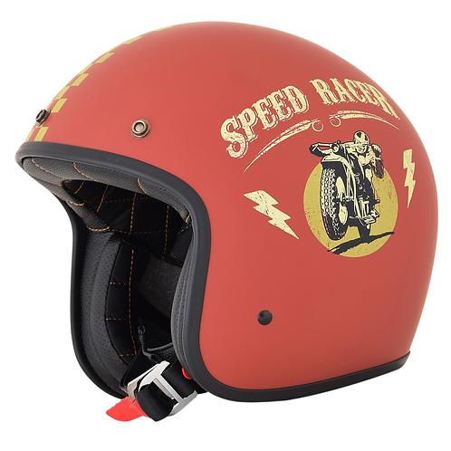 AFX's FX-76 Helmets Speed Racer