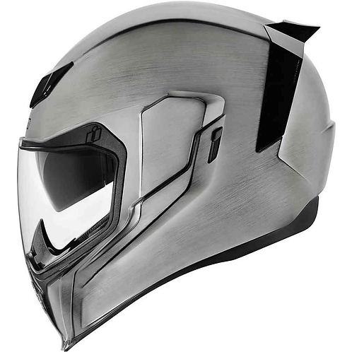 Icon's Airflite Helmet Quicksilver
