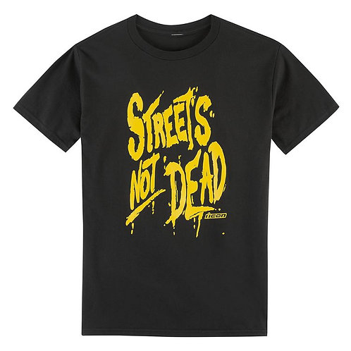 Icon's Streets Not Dead Shirt