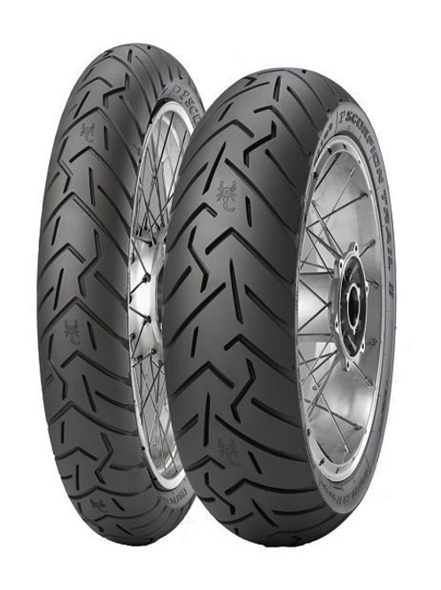 Pirelli Scorpion Trail 2 Tyres Set (ON SALE)