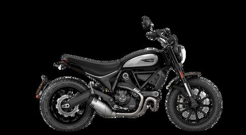 Ducati Scrambler Icon Black