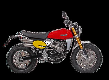 New Fantic Motorbikes!!