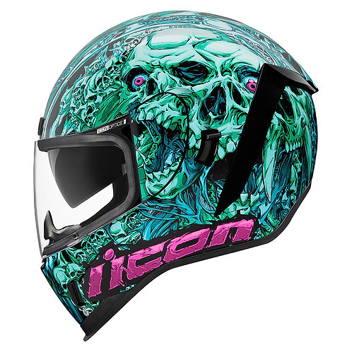 Icon's Airform Helmets Parahuman