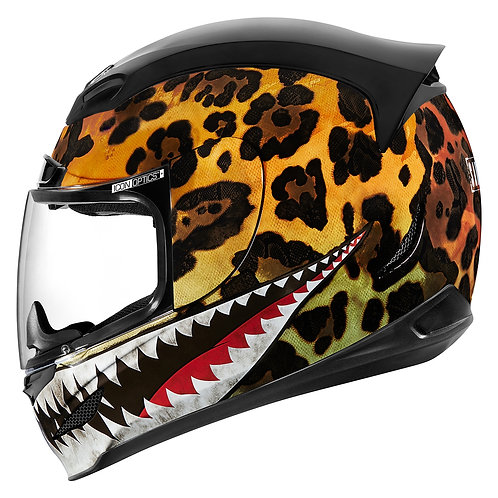 Icon's Airmada Helmet Sauvetage Deux
