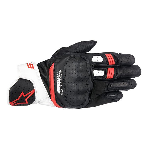 Alpinestars' SP-5 Leather Gloves