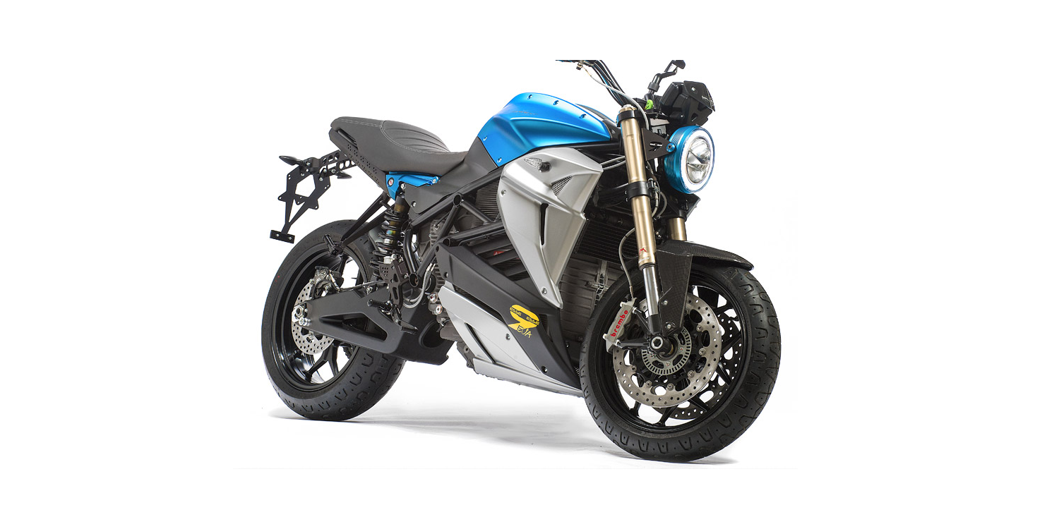 NEW Energica motorcycles