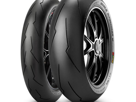 New Tyres in Stock! (Pirelli Diablo Supercorsa V2 SP!)