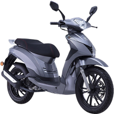 New Daelim Scooters