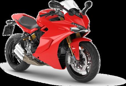 New Ducati motorcycles