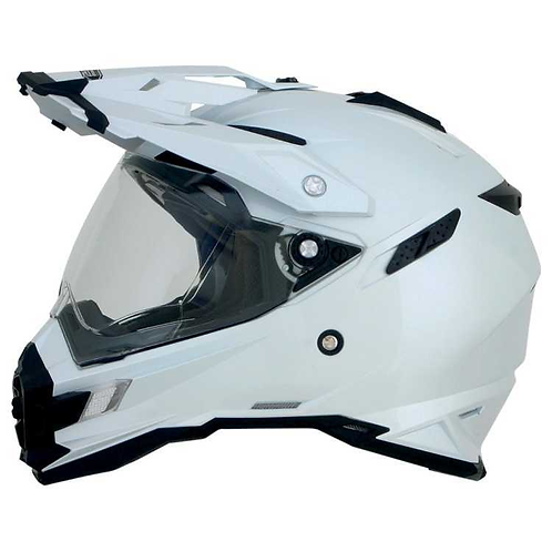 AFX's FX-41DS Helmets Uni-Colour