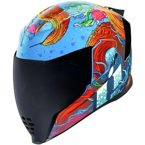 Icon's Airflite Helmet Inky