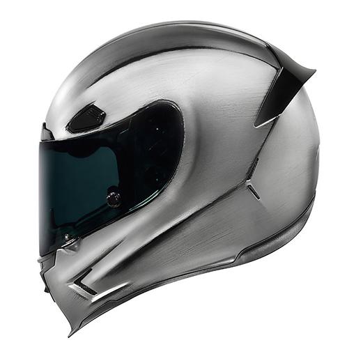 Icon's Airframe Pro Helmet Quicksilver