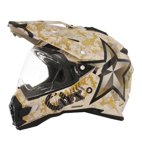 AFX's FX-41DS Helmets Multi Color