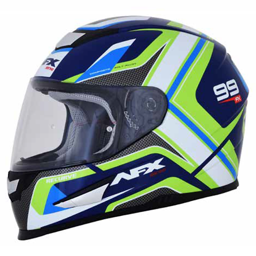 AFX's FX-99 Helmets Multi Colour